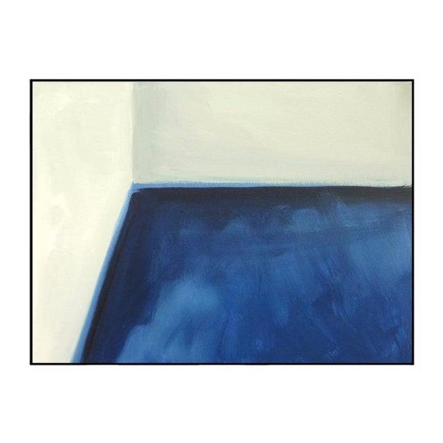 """""""Abstract Open Door"""" Original Fine Art Painting - Image 1 of 5"""