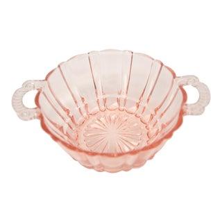 Pink Handled Bowl