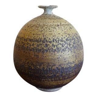 Paul Soldner Ceramic Vase