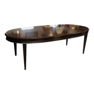 Nancy Corzine Oval Table