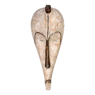 African Fang Mask From Gabon Cameroon and Equatorial Guinea