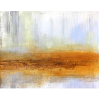 Abstract Painting - Inspirational Gold