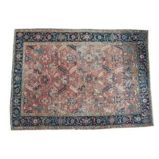 """Vintage Heriz Carpet - 8'3"""" X 11'3"""""""