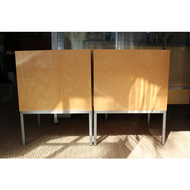 Mid-Century Modern Nightstands - A Pair - Image 10 of 11