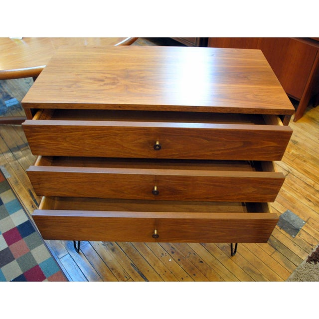 Mid Century Chest With Hairpin Legs - Image 5 of 7
