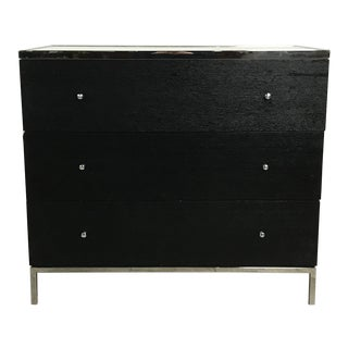 Chrome Accents Dresser