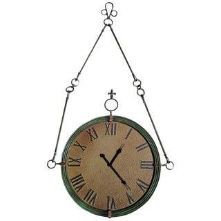 Large Manor Wall Clock