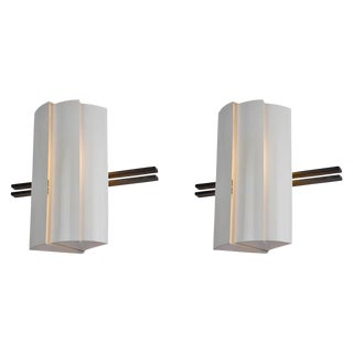 "Pair of ""Stria"" Sconces by Ernesto Gismondi for Artemide"