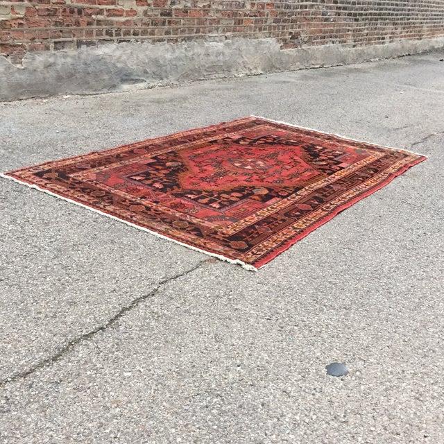 Traditional Persian Rug - 4′3″ × 7′