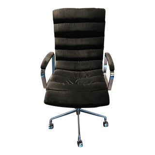RH Oviedo Upholstered Desk Chair