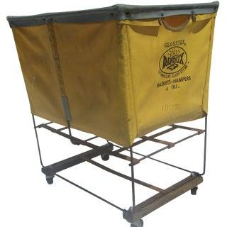 Industrial Dandux Laundry Cart