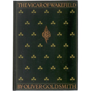 """""""The Vicar Of Wakefield"""" by Oliver Goldsmith"""