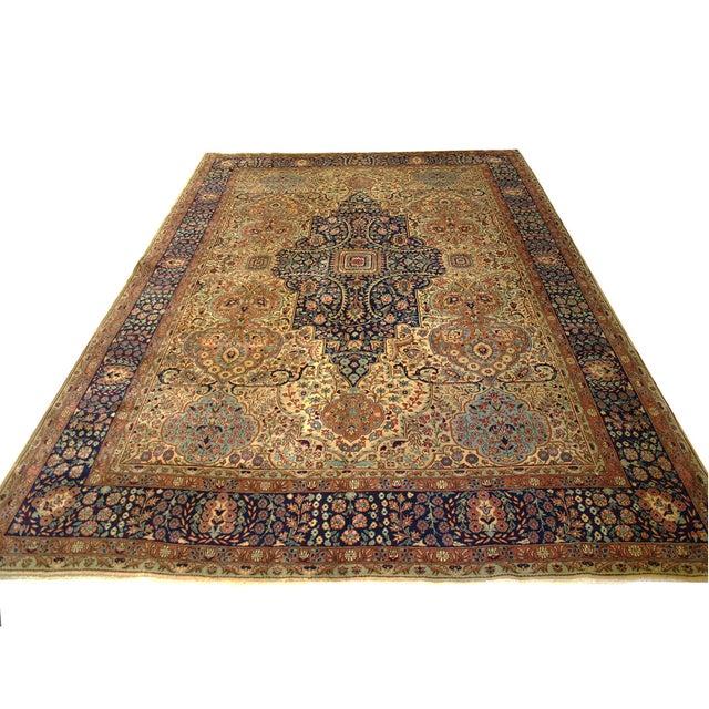 Opulent Vintage Kayseri Carpet - 8'6 X 11'3 - Image 2 of 5