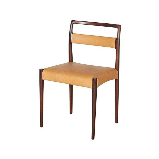 Danish Rosewood Dining Chairs - Set of 4 - Image 3 of 8