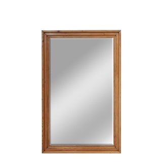 Large Pine Frame with Mirror