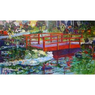 Martha Holden Japanese Garden Original Composition