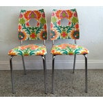 Image of Floral Dining Chairs