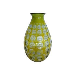 Oggetti Signed Large Vase