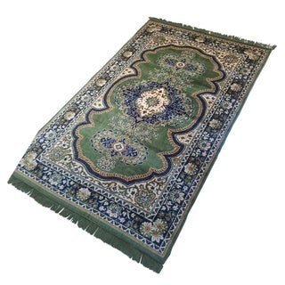 "Traditional Area Rug - 8'5"" x 5'2"""