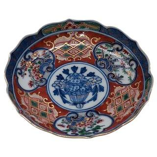 19thC. Japanese Imari Plate
