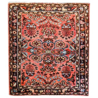 Exceptional Early 20th Century Petite Lilihan Rug