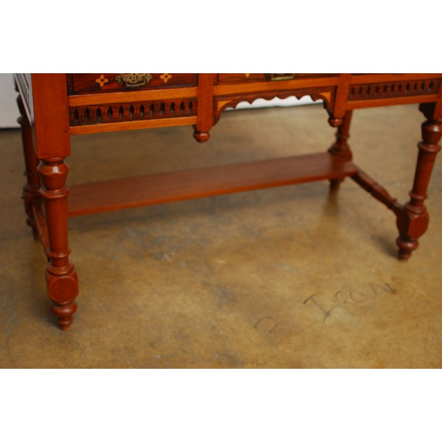 Dutch Colonial Dressing Table Vanity - Image 6 of 7