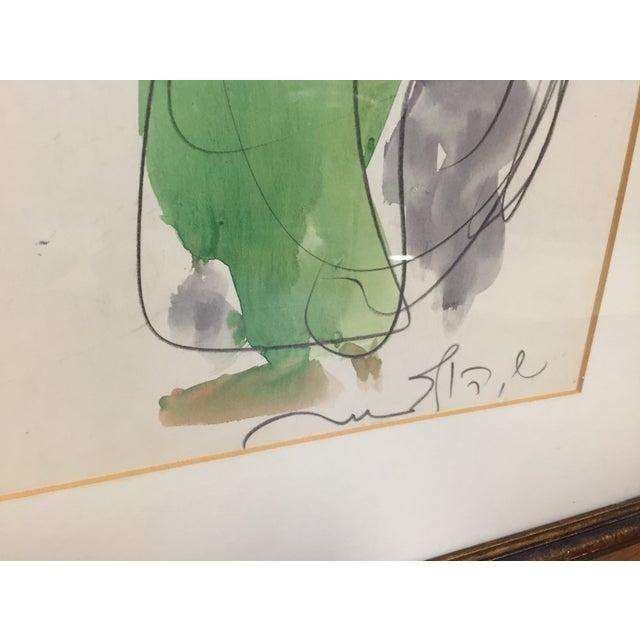 Shimshon Holzman Painting - Image 6 of 8