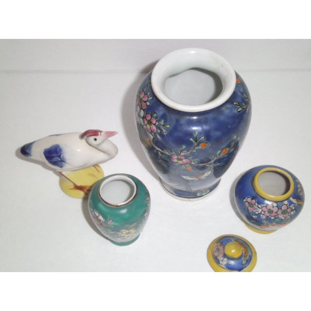 Curio Collection 1920's Japanese Ceramics - Image 5 of 7