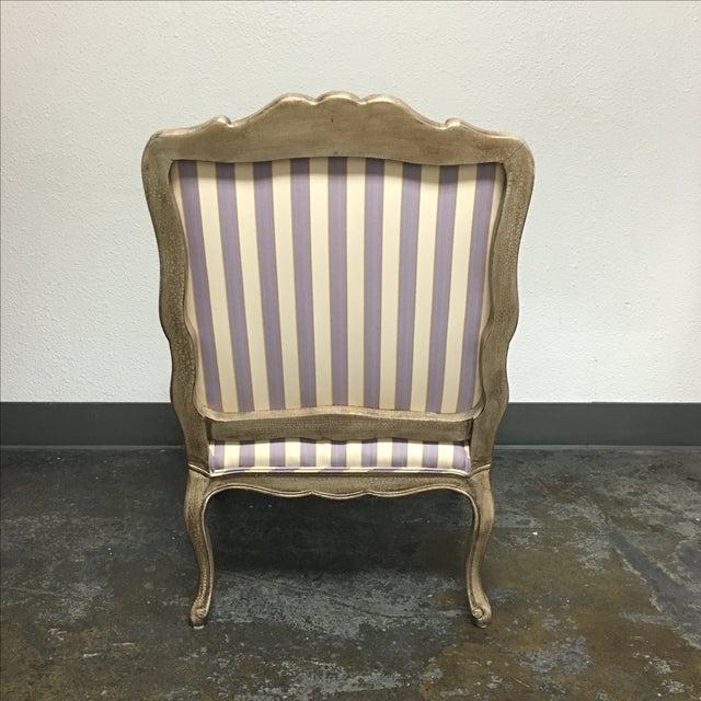 Custom Upholstered Side Chair: Custom Upholstered Side Chairs - Pair