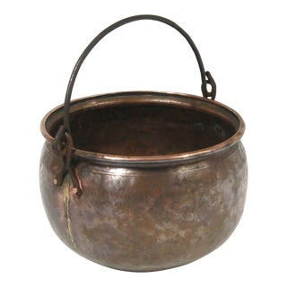 Holland Copper and Iron Pot