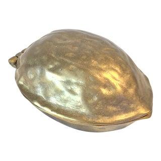 Brass Walnut