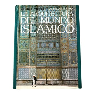 "Vintage Spanish Edition Book: ""Architecture of the Islamic World: Its History and Social Meaning"""