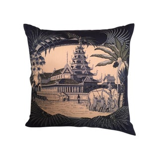 Jim Thompson Cotton Cushion Covers - Set of 3