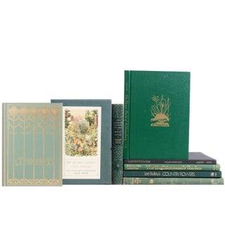 Garden Romance Book Stack - Set of 7