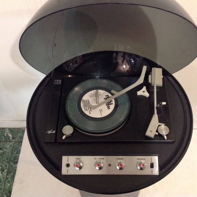 Vintage Electrohome Apollo Record Player - Image 2 of 8
