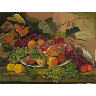 """Still Life With Bird"" Giclee Print by Amy Griffith Colley"