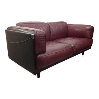 Leather Sofa by Poltrona Frau