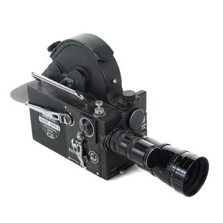 Pathe DS8 BTL Double Super 8 Prol Reflex Camera