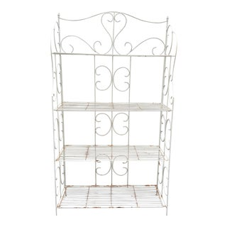 4-Tier Bakers Rack