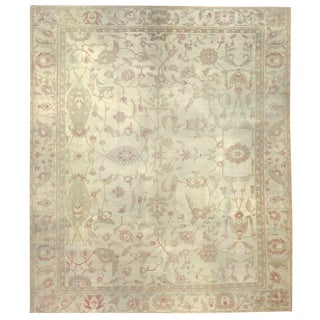 Over-Sized Amritsar Rug from Northern India