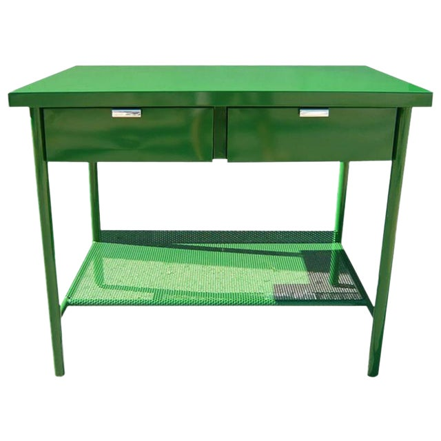 Customizable Docley Work Table - Image 1 of 7