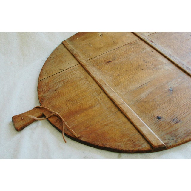 1920s French Harvest Cheese Board - Image 7 of 10