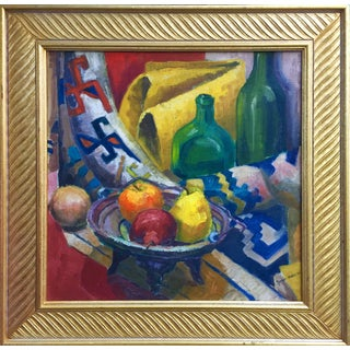 Joan Adams Southwestern Still Life Painting