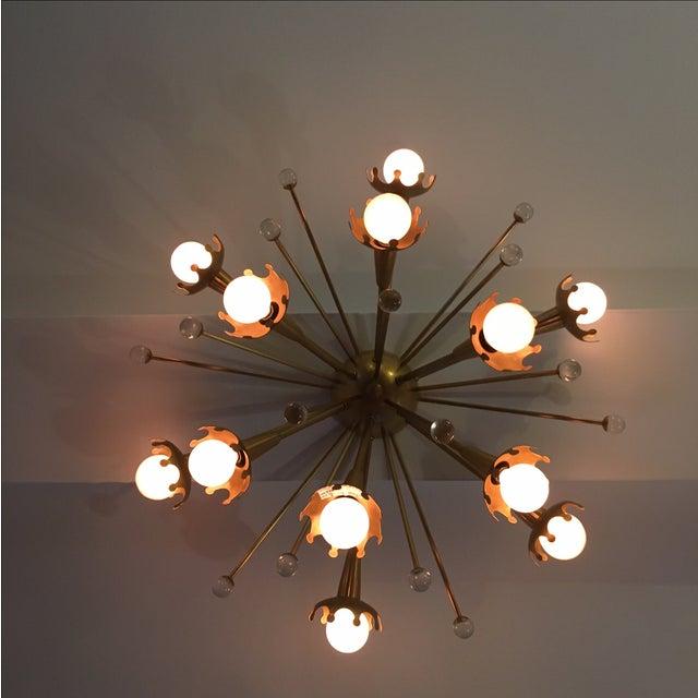 Image of Jonathan Adler Sputnik Ceiling Light