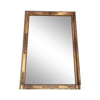 Antique Gold Louis Philippe Mirror