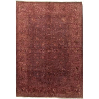 "Vibrance Hand Knotted Area Rug - 6'1"" X 8'8"""