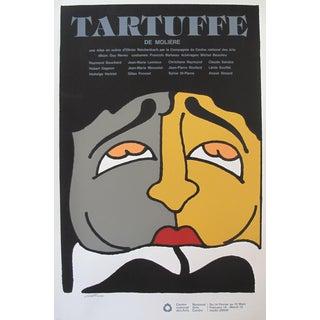 1977 Tartuffe Theater Poster, Vittorio