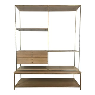 Paul McCobb Directional Wall Unit Bookcase