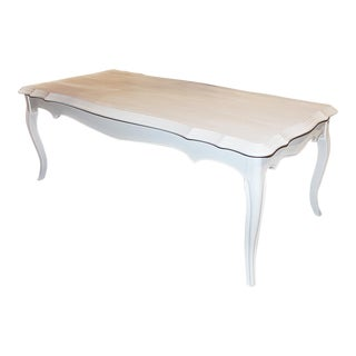 Queen Anne Maple Coffee Table