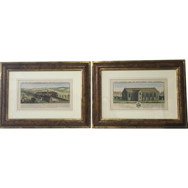 Trowbridge Prints - Pair - Image 1 of 10
